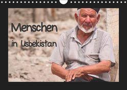 Menschen in Usbekistan (Wandkalender 2019 DIN A4 quer) von Thauwald,  Pia