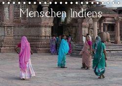 Menschen IndiensAT-Version (Tischkalender 2018 DIN A5 quer) von + Harald Neuner,  Petra