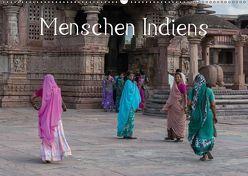 Menschen IndiensAT-Version (Wandkalender 2019 DIN A2 quer) von + Harald Neuner,  Petra