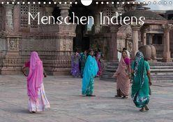 Menschen IndiensAT-Version (Wandkalender 2019 DIN A4 quer) von + Harald Neuner,  Petra