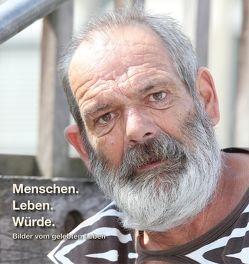 Menschen. Leben. Würde von Eppler,  Erhard, Layher,  Edgar, Ruf,  Peter, Sartorius,  Wolfgang
