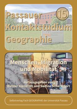 Menschen, Migration und Mobilität von Gamerith,  Werner, Scharfenort,  Nadine, Vogl,  Erwin