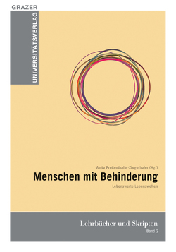 Menschen mit Behinderung von Prettenthaler-Ziegerhofer,  Anita