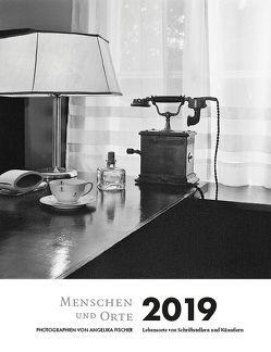 Menschen und Orte-Kalender 2019 von Fischer,  Angelika