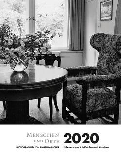 Menschen und Orte Kalender 2020 von Fischer,  Angelika