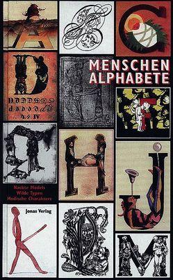 Menschenalphabete von Kiermeier-Debre,  Joseph, Vogel,  Fritz F