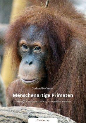 Menschenartige Primaten von Hoffmann,  Gerhard