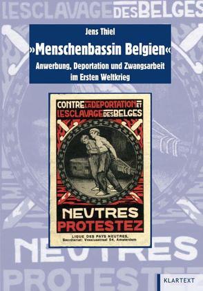 Menschenbassin Belgien von Thiel,  Jens