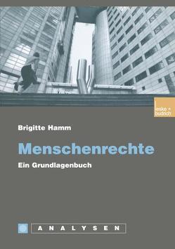 Menschenrechte von Hamm,  Brigitte