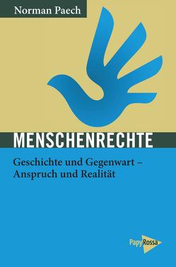 Menschenrechte von Paech,  Norman