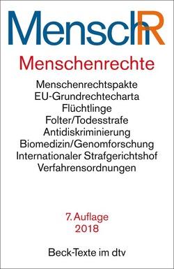 Menschenrechte von Fastenrath,  Ulrich