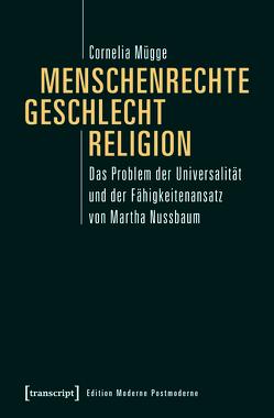 Menschenrechte, Geschlecht, Religion von Mügge,  Cornelia