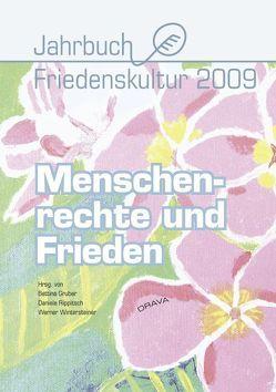 Menschenrechte und Frieden von Gruber,  Bettina, Rippitsch,  Daniela, Wintersteiner,  Werner
