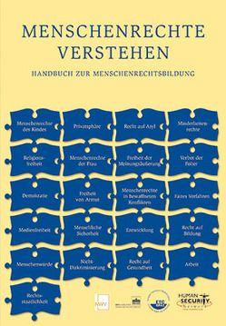 Menschenrechte verstehen von Benedek,  Wolfgang