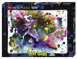 Meow Puzzle von Zombie,  Lora
