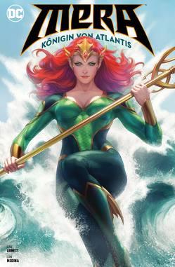 Mera – Königin von Atlantis von Abnett,  Dan, Hidalgo,  Carolin, Medina,  Lan