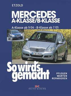 Mercedes A-Klasse / B-Klasse von Etzold,  Rüdiger
