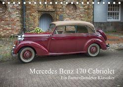 Mercedes Benz 170 Cabriolet (Tischkalender 2019 DIN A5 quer) von N.,  N.