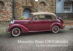 Mercedes Benz 170 Cabriolet (Wandkalender 2018 DIN A3 quer) von N.,  N.