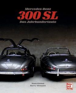 Mercedes-Benz 300 SL von Kleissl,  Hans, Niemann,  Harry