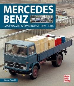 Mercedes Benz von Oswald,  Werner