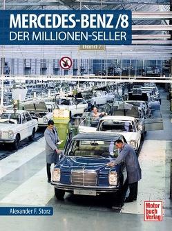 Mercedes-Benz/8 von Storz,  Alexander F.
