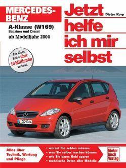 Mercedes-Benz A-Klasse (W 169) von Althaus-Fichtmüller,  Rainer, Korp,  Dieter