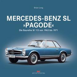 "Mercedes-Benz SL ""Pagode"" von Long,  Brian"
