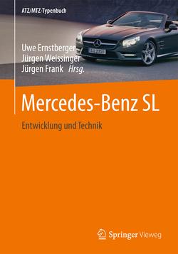 Mercedes-Benz SL von Ernstberger,  Uwe, Frank,  Jürgen, Weissinger,  Jürgen