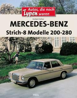 Mercedes-Benz Strich-8 von Heribert Hofner,  Heribert, Hofner,  Heribert