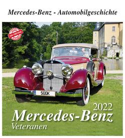 Mercedes-Benz Veteranen 2022