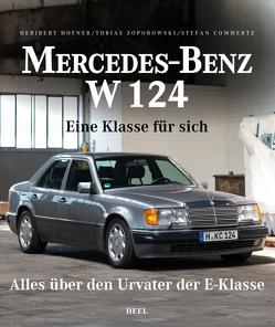 Mercedes-Benz W 124 von Commertz,  Stefan, Hofner,  Heribert, Zoporowski,  Tobias