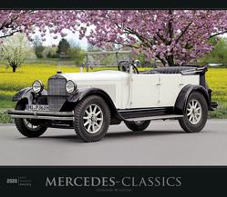 Mercedes-Classics 2020 – Oldtimer – Bildkalender (33,5 x 29) – Autokalender – Technikkalender – Fahrzeuge – Wandkalender von ALPHA EDITION, Lintelmann,  Reinhard