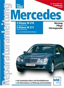 Mercedes E-Klasse W210, 2000-2001, W211, 2002-2006 Benziner