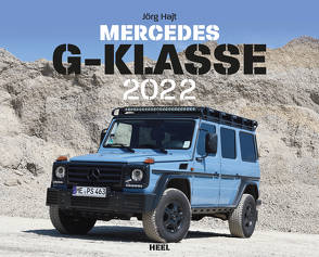 Mercedes-G-Klasse 2022 von Hajt,  Jörg