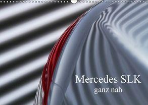 Mercedes SLK – ganz nah (Wandkalender 2018 DIN A3 quer) von Schürholz,  Peter