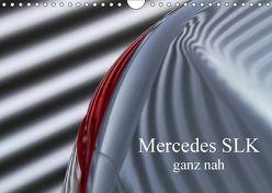 Mercedes SLK – ganz nah (Wandkalender 2018 DIN A4 quer) von Schürholz,  Peter