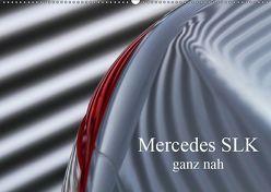 Mercedes SLK – ganz nah (Wandkalender 2019 DIN A2 quer) von Schürholz,  Peter
