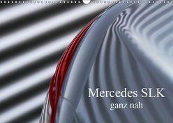 Mercedes SLK – ganz nah (Wandkalender 2019 DIN A3 quer) von Schürholz,  Peter