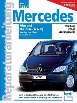 Mercedes Vito und V-Klasse Serie W638 2000-2003 Benziner und Diesel