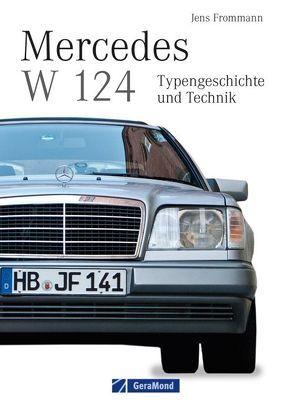 Mercedes W 124 von Frommann,  Jens