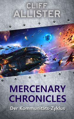 Mercenary Chronicles von Allister,  Cliff