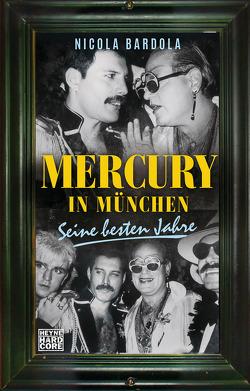 Mercury in München von Bardola,  Nicola