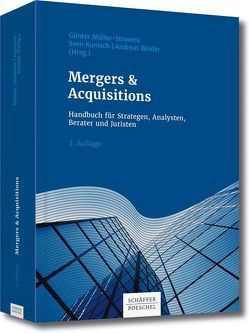 Mergers & Acquisitions von Binder,  Andreas, Kunisch,  Sven, Mueller-Stewens,  Guenter