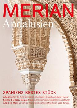 MERIAN Andalusien 10/2018