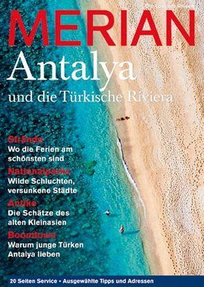 MERIAN Antalya und die Türkische Riviera von Jahreszeiten Verlag