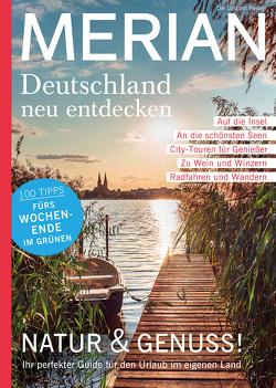 MERIAN Deutschland neu entdecken 07/20