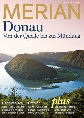 MERIAN Donau von Jahreszeiten Verlag
