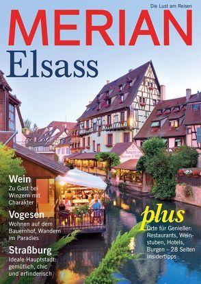 MERIAN Elsass von Jahreszeiten Verlag