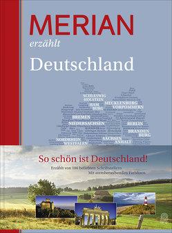 MERIAN erzählt Deutschland von Hallaschka,  Andreas